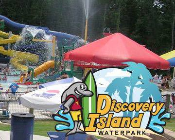 Children & Youth Outing at Discovery Island Water Park