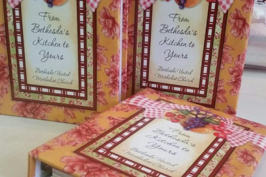 Bethesda Cookbooks Are Here!
