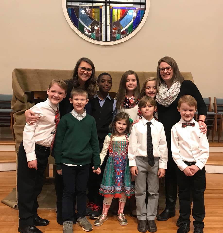Children's Ministries - Bethesda UMC