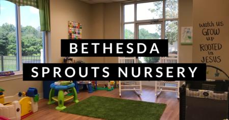 Needed! Sprouts Nursery Volunteers