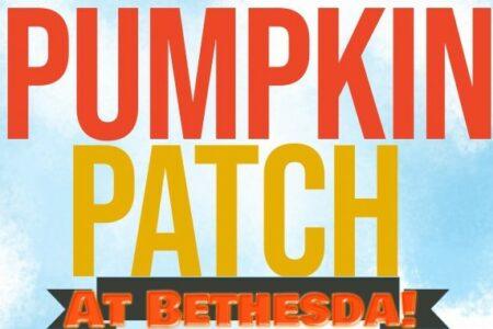 Bethesda UMC Pumpkin Patch